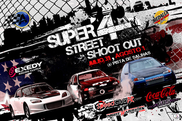 Super Street Shootout No. 4