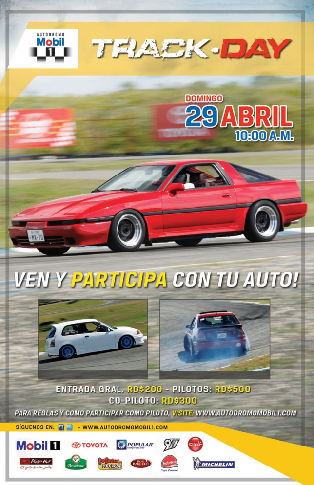 Track Day Abril 2012