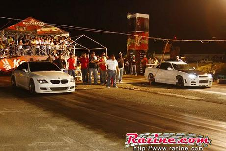 Pista de dragueo del Cibao Racing Tracks