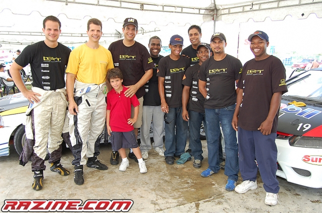 Leroux Racing Team