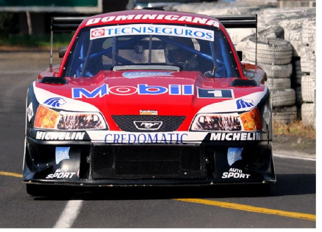 Mustang No. 68 Mobil1/Glade/Michelin