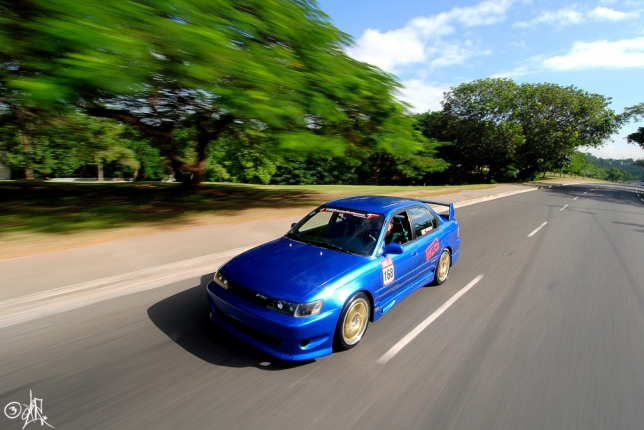 Toyota Corolla Top Racing Performance Edition TRD AE102 1993 Photo Shoot