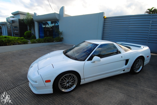 1994 Acura NSX Grand Prix Photo Shoot by EdiR