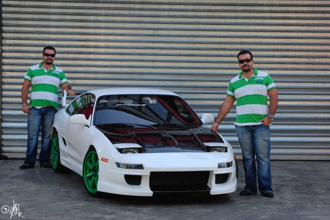 Toyota MR2 SW20 GTS 1995 Photo Shoot by EdiR
