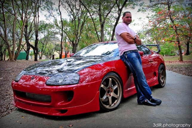Toyota Supra MKIV Azua Muffler Photo Shoot - República ...