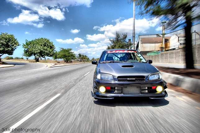 Toyota Glanza V Only Racing Shop de Jose Fernandez, Photo Shoot by Edi_R.