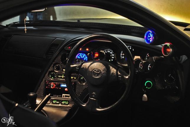 Toyota Supra Mkiv J