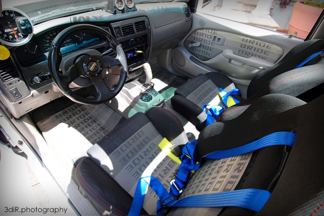 Toyota Tacoma 2002 Photo Shoot Rep 250 Blica Dominicana