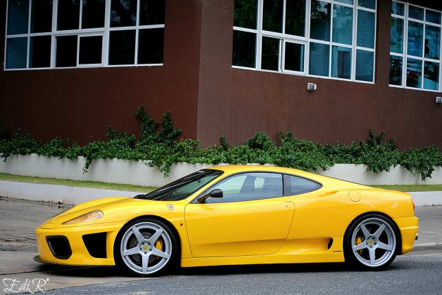 Ferrari 360 Modena F1 2004, photo shoot by Edi_R.1