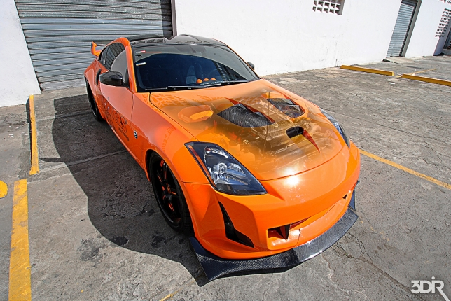 Nissan 350Z 2004 de Maximo Fernandez, Photo Shoot by Edi_R