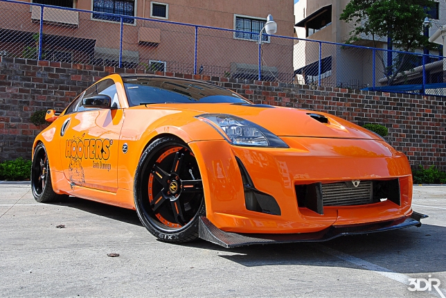 Nissan 350z Hooters Photo Shoot Rep 250 Blica Dominicana