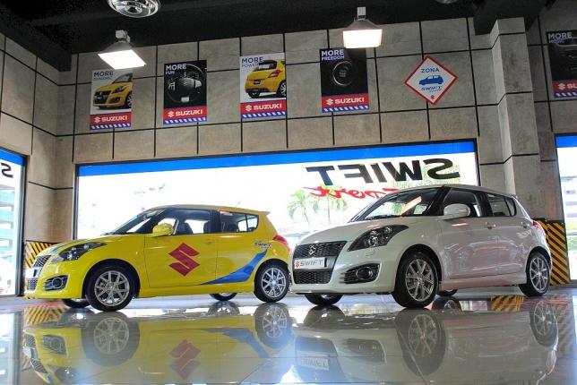 Nuevos modelos Suzuki Swift 2013 presentados por Santo Domingo Motors.3
