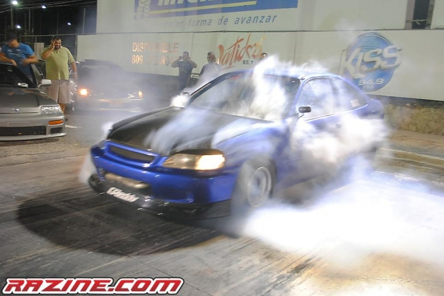 Civic Coupe de Livio Sarmiento. (Doble D ShowOff 2)