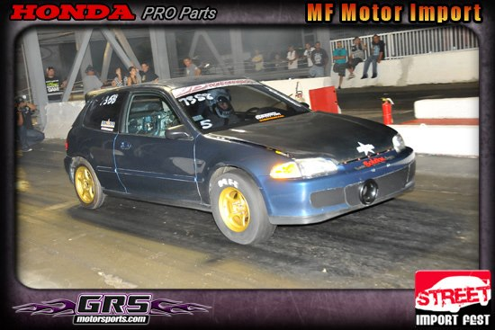 "Honda Civic EG ""La Titiguay"" (Doble D Showoff 2)"