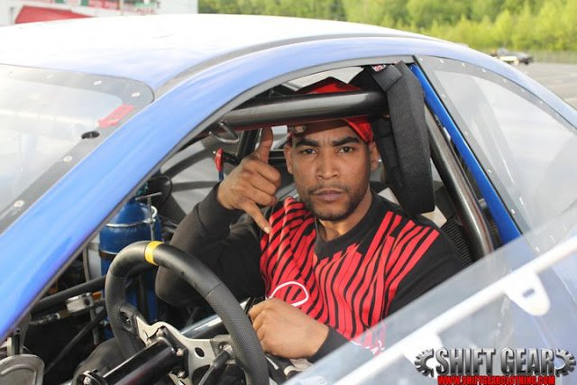 Don Omar confiesa el amor que siente por el deporte del 'Drag Racing' (Foto by Shift Gear)