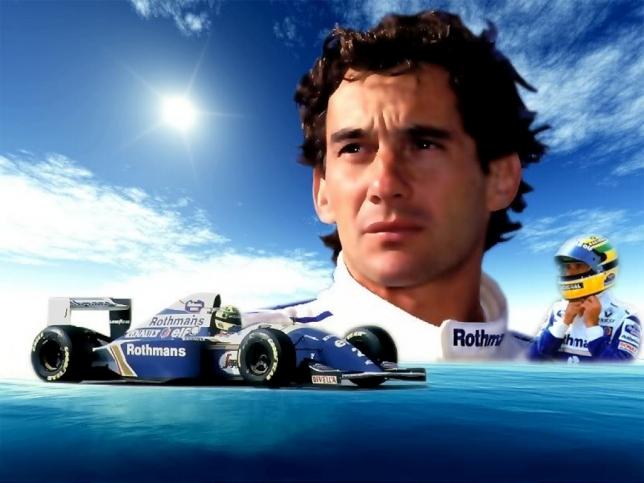Un D 237 A Como Hoy Nacio Ayrton Senna Da Silva Rep 250 Blica