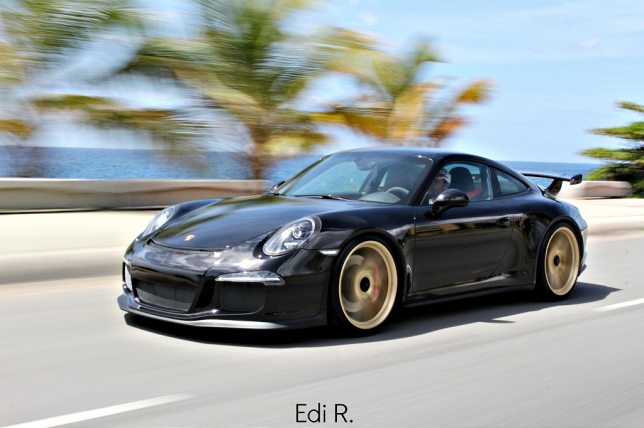 Porsche 911 GT3 2014 Car Lab, photo shoot by Edi_R