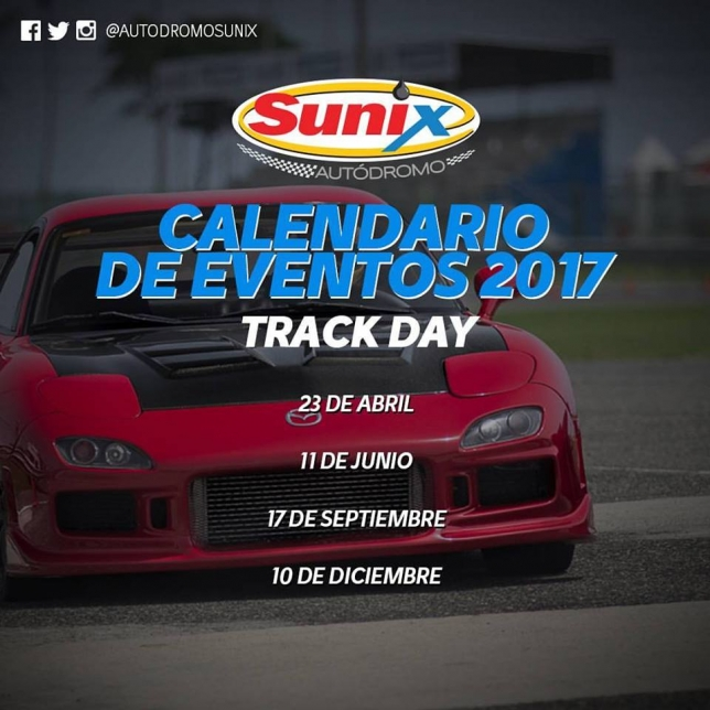 Track Day 2017